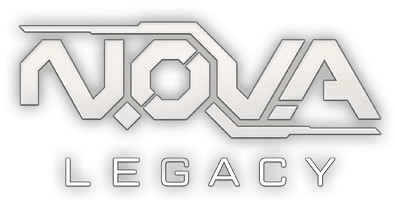 N.O.V.A. Legacy Teasing Logo