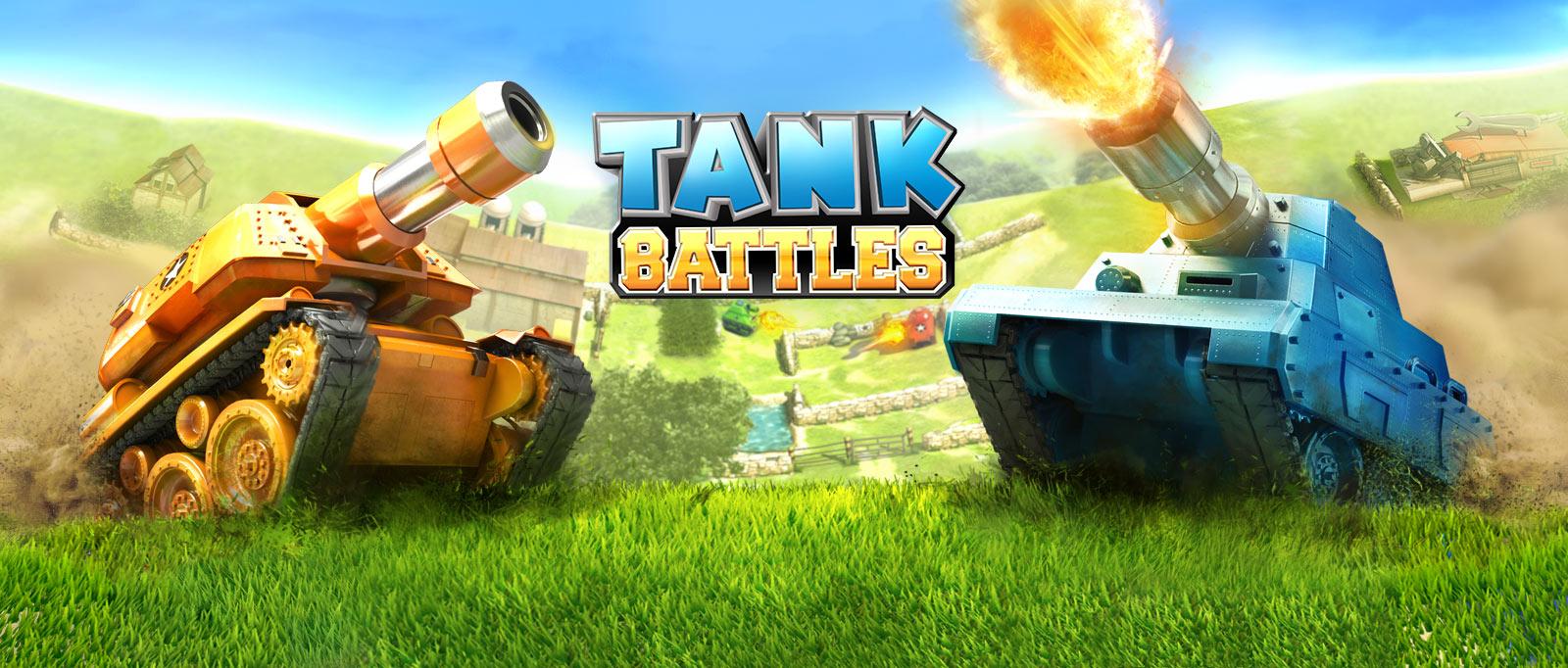 Tank Battles -المتعة الإنفجارية!