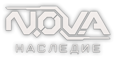 N.O.V.A. Legacy Teasing Logo Russia