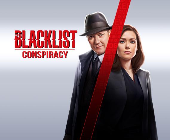 The Blacklist: A Conspiração