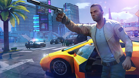 Gangstar Vegas h for Android - Download