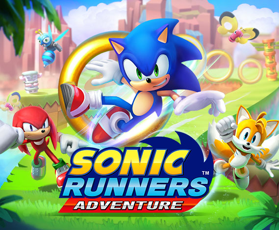 Sonic Runners Adventure Mobile Premium