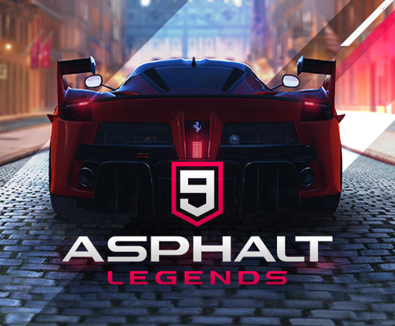 asphalt 9 game thumbnail