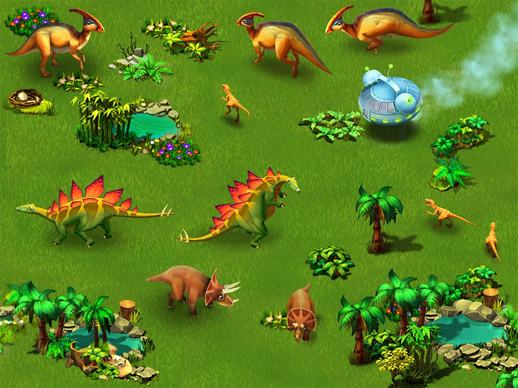 Wonder zoo game for