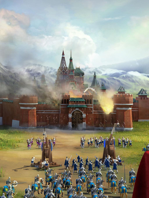 March of Empires: ¡Gobierna tu Reino!