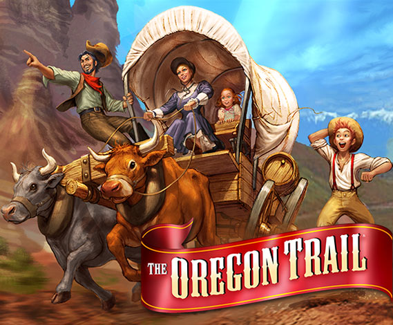 The Oregon Trail: Avventura nel West