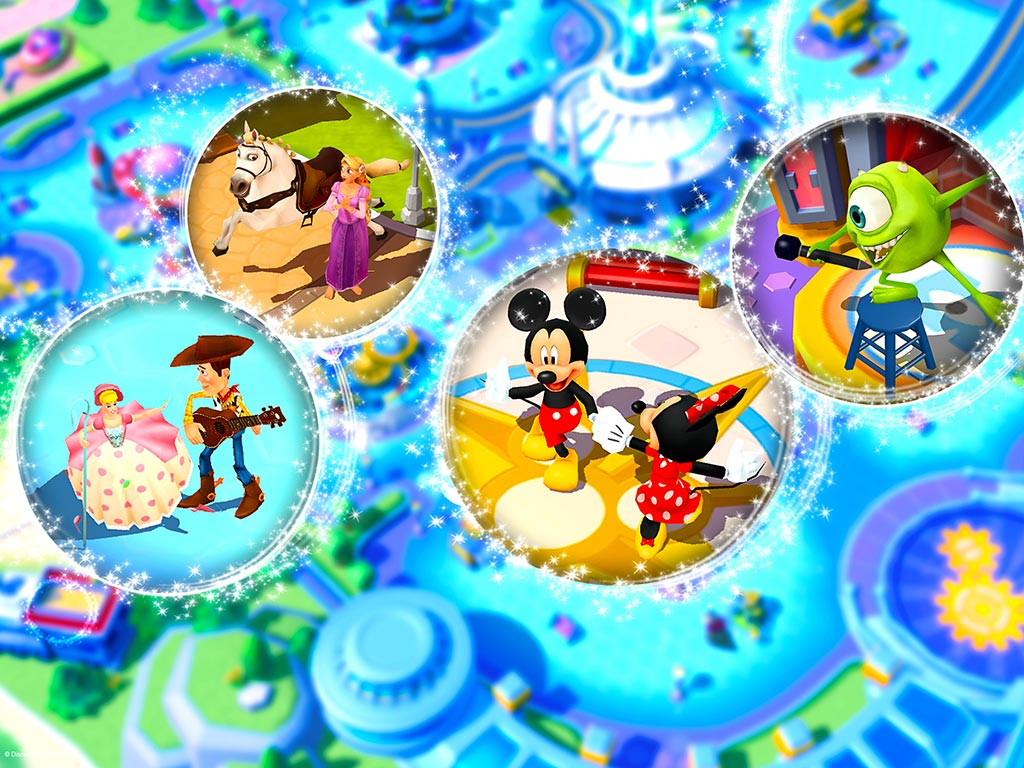 Gameloft Disney Magic Kingdoms