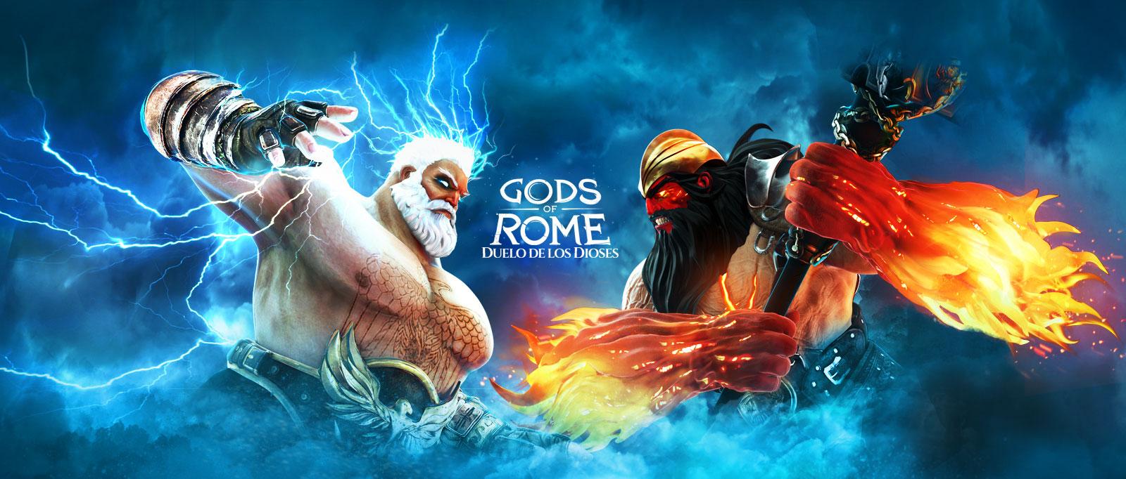 Gods of Rome: Duelo de los Dioses