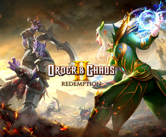 Order & Chaos 2: Redemption