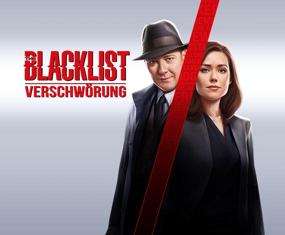 The Blacklist: Verschwörung