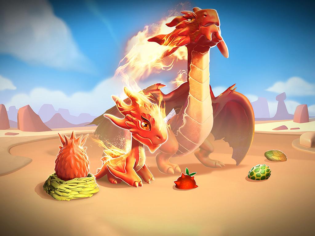 Dragon Mania: A Lenda