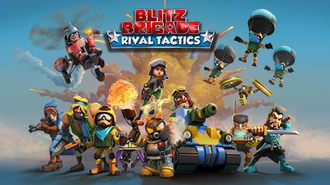 Blitz Brigade: Rival Tactics HD