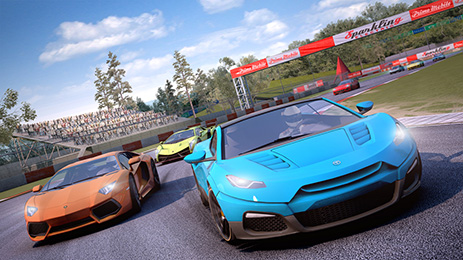 GT Racing 2 Mobile Premium