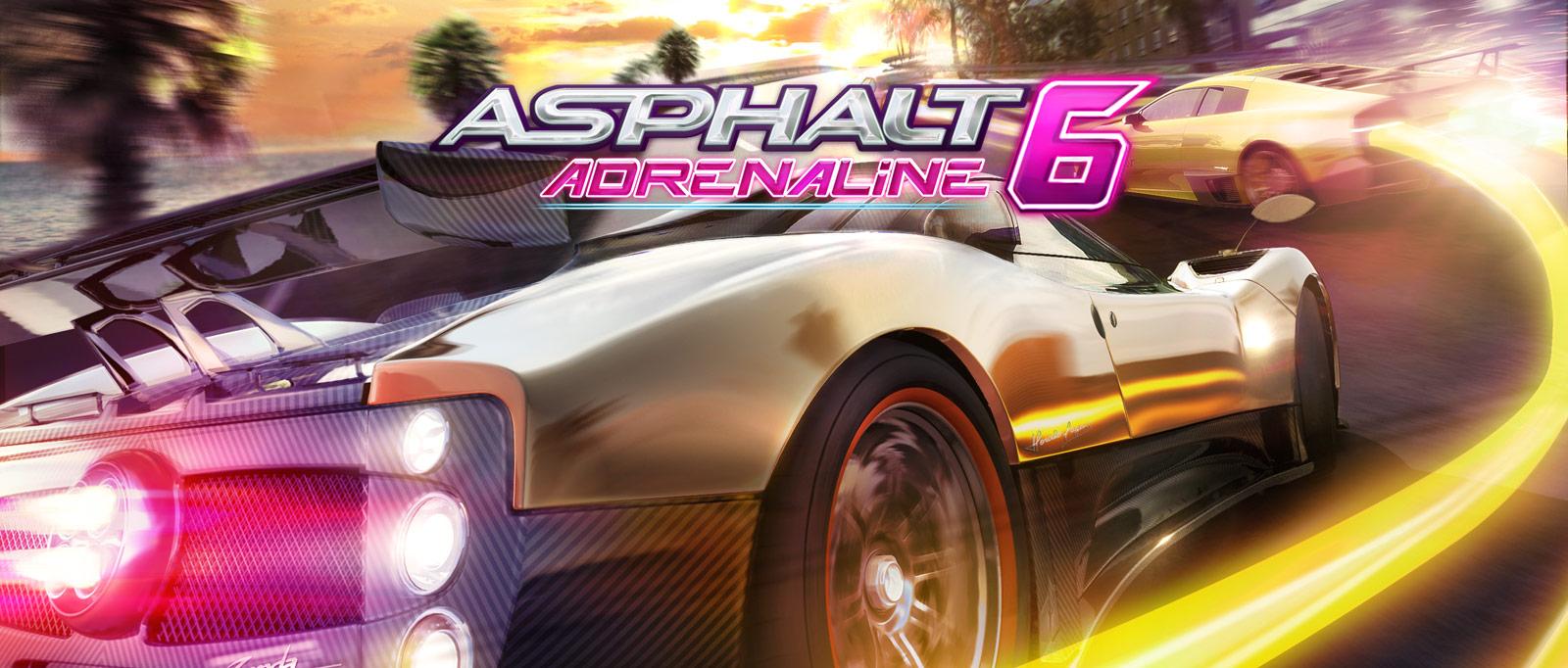 アスファルト6 :Adrenaline