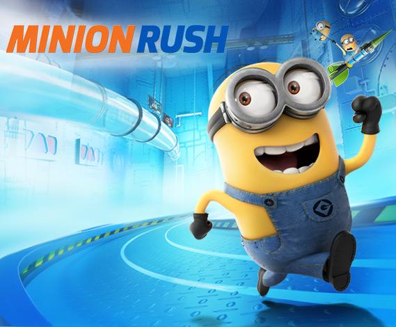 Гадкий Я: Minion Rush