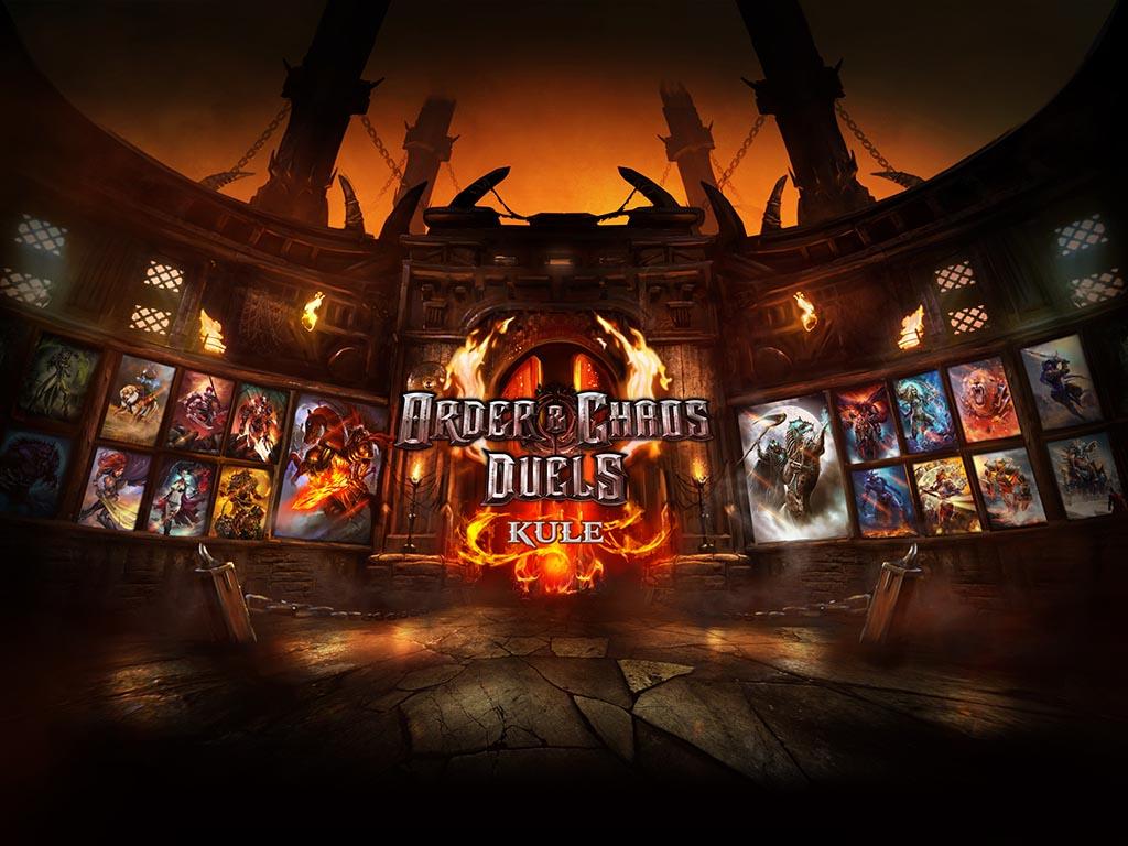 Order and Chaos Duels: Değiş Tokuşlu Kart Oyunu