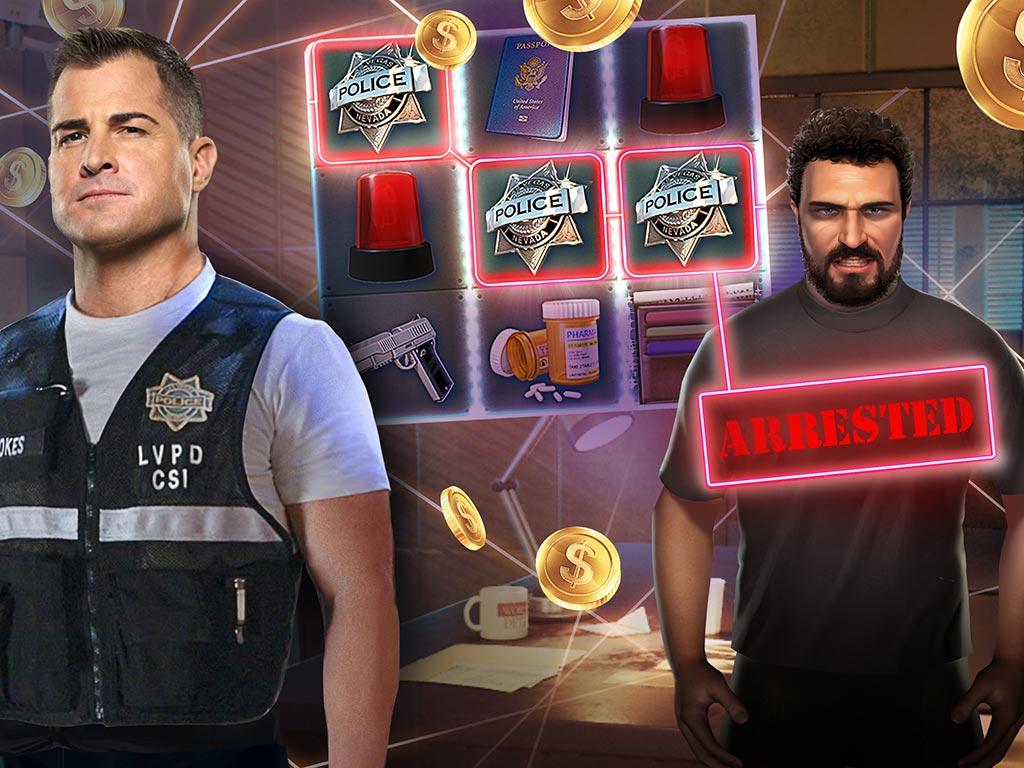 CSI: Slots