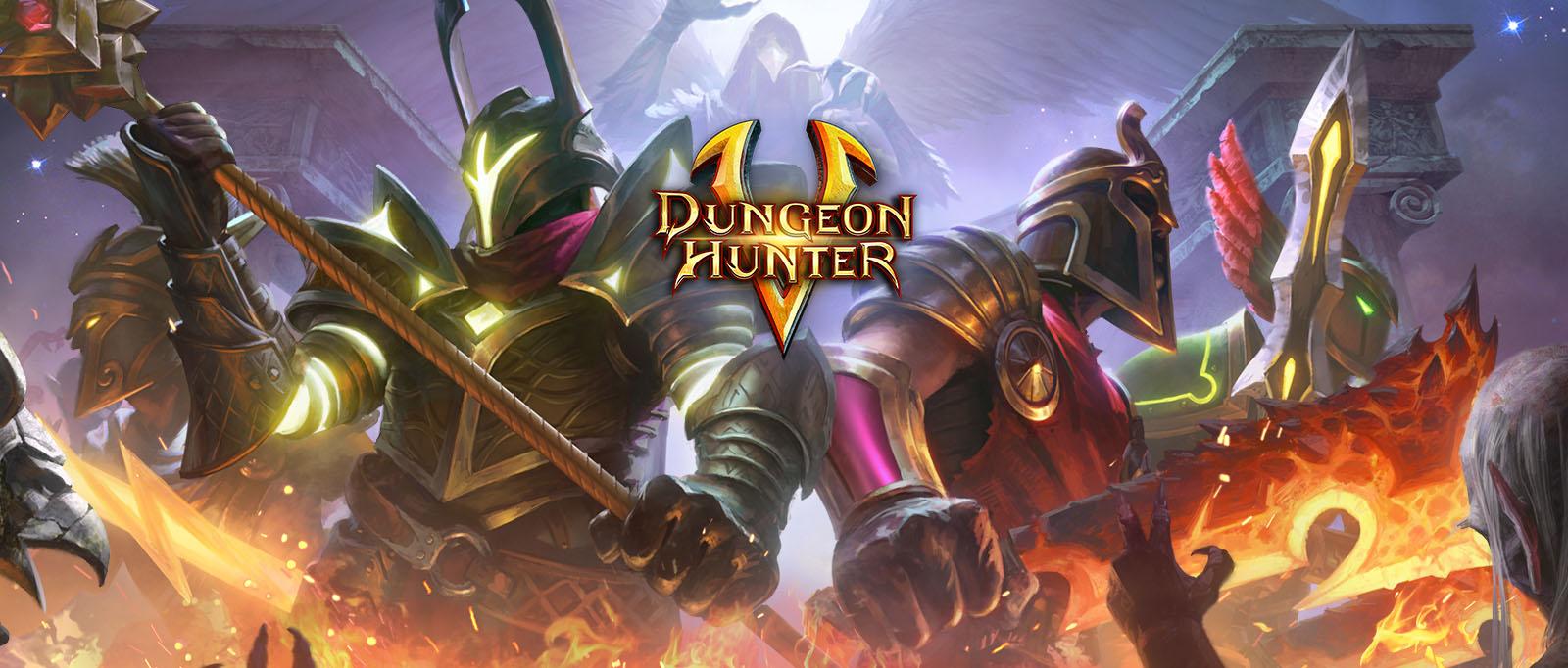 Dungeon Hunter 5