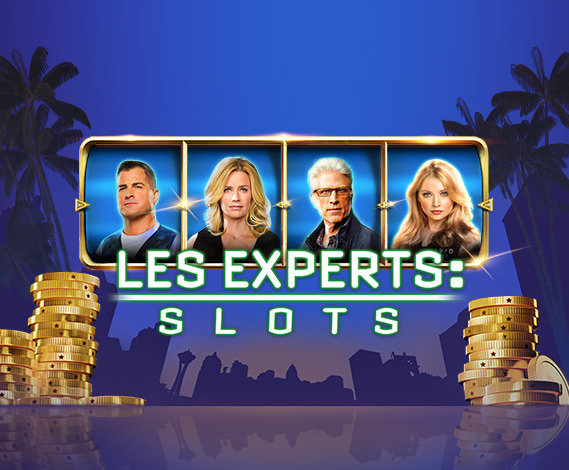 LES EXPERTS : Slots – JEU DE MACHINES À SOUS
