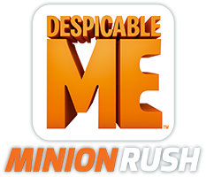 despicable me banner logo