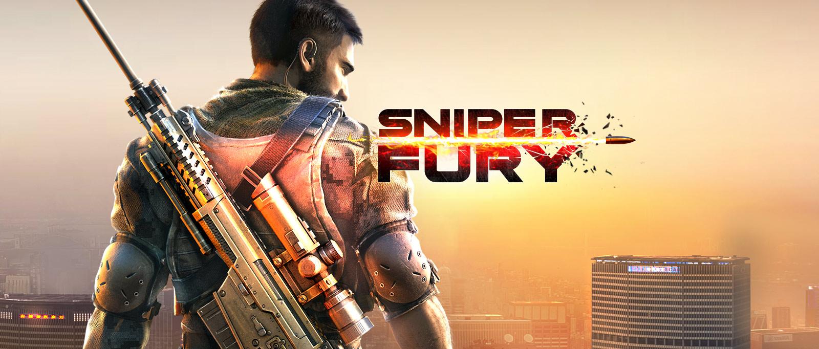 Sniper Fury: ¡Dispara tu Arma!