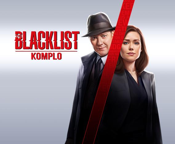 The Blacklist: Komplo