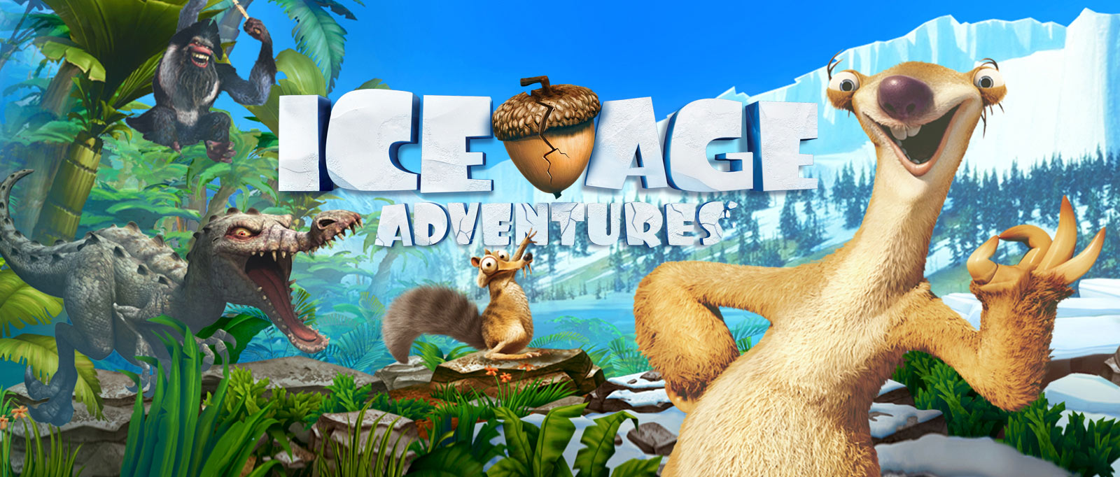 ICE AGE: SCRAT-VENTURES