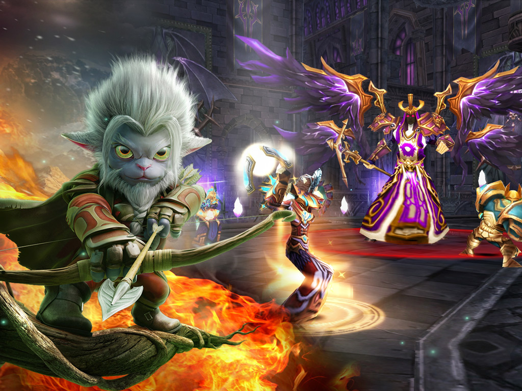 Order & Chaos Online