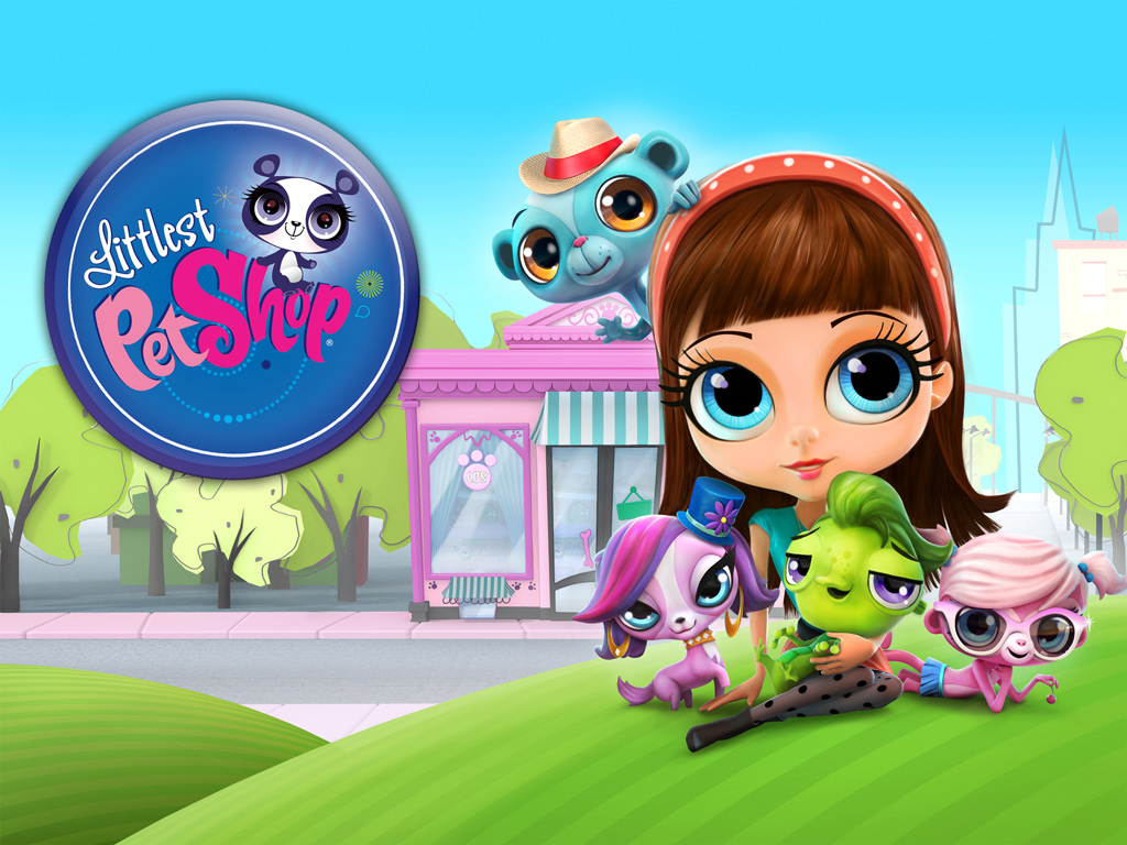 It's just an image of Gutsy Littlest Pet Shop Images