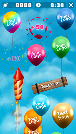 Gameloft Advertising Solutions Mini Game