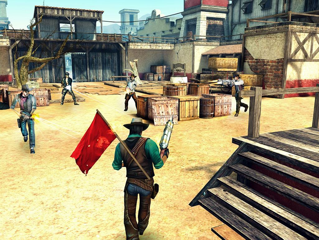 Six-Guns: Разборки банд