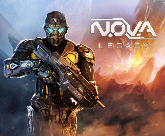 N.O.V.A.-近地联盟先遣队:传承战记