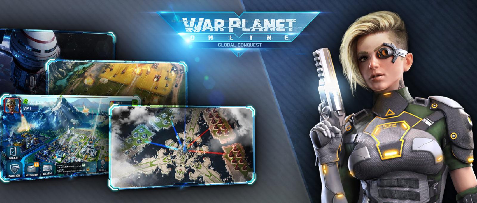 War Planet Online: Global Conquest