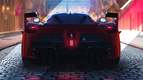 asphalt 9 iphone banner