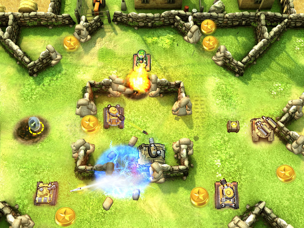 Tank Battles - Divertimento esplosivo!