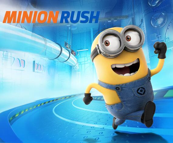 ÇILGIN HIRSIZ: Minion Rush
