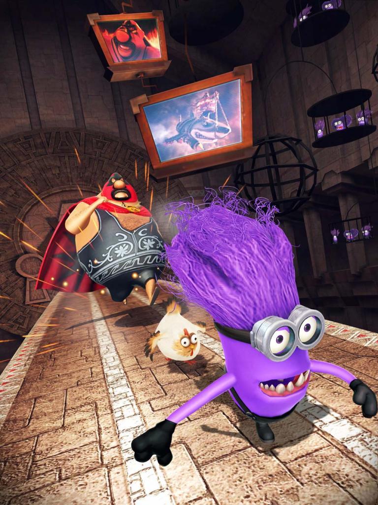 Minion Rush: Despicable Me Official Game APK 7.4.0k ...