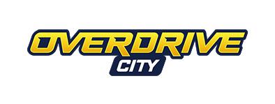Overdrive City já está disponível!