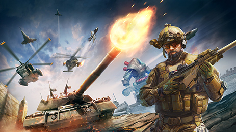 軍火世界 - 投入戰爭,報效國家!
