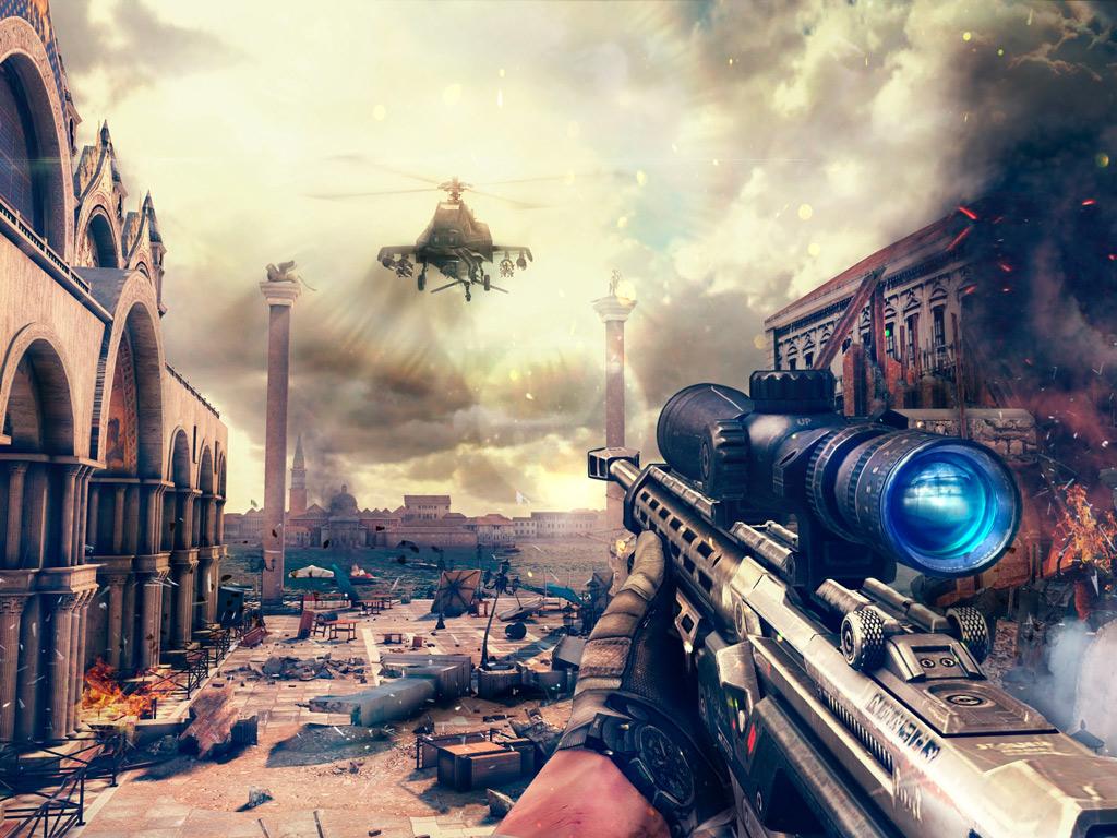 现代战争5:眩晕风暴