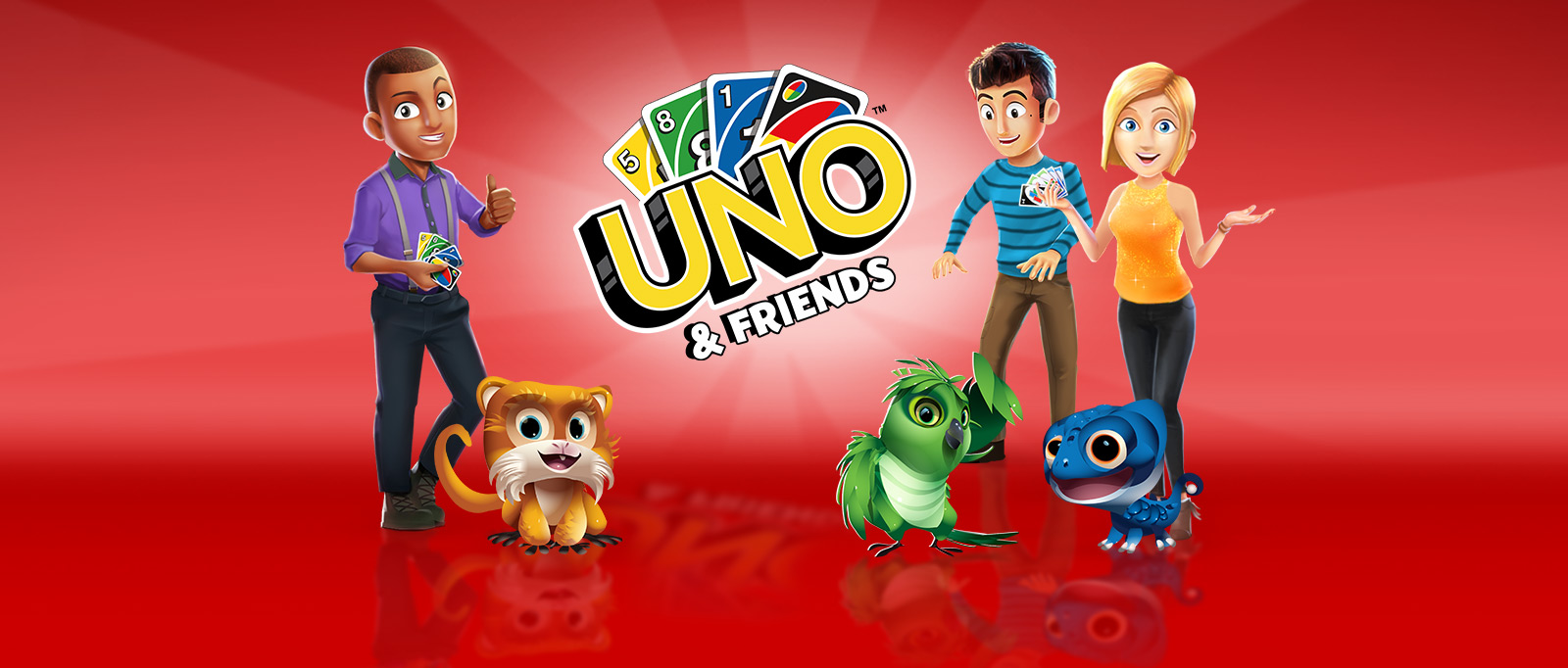 UNO™ & Friends