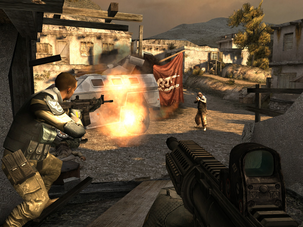Modern Combat 3: Fallen Nation