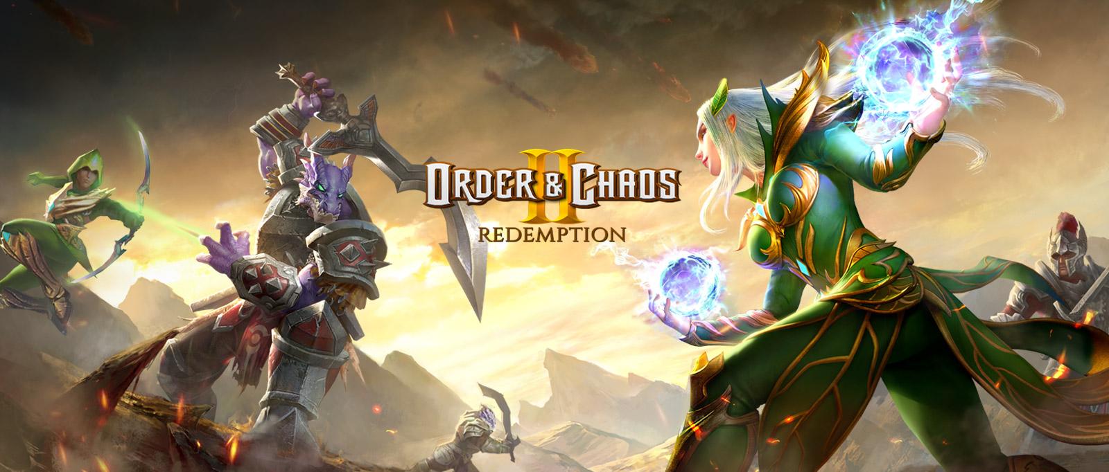 Citaten Orde En Chaos : Gameloft order chaos