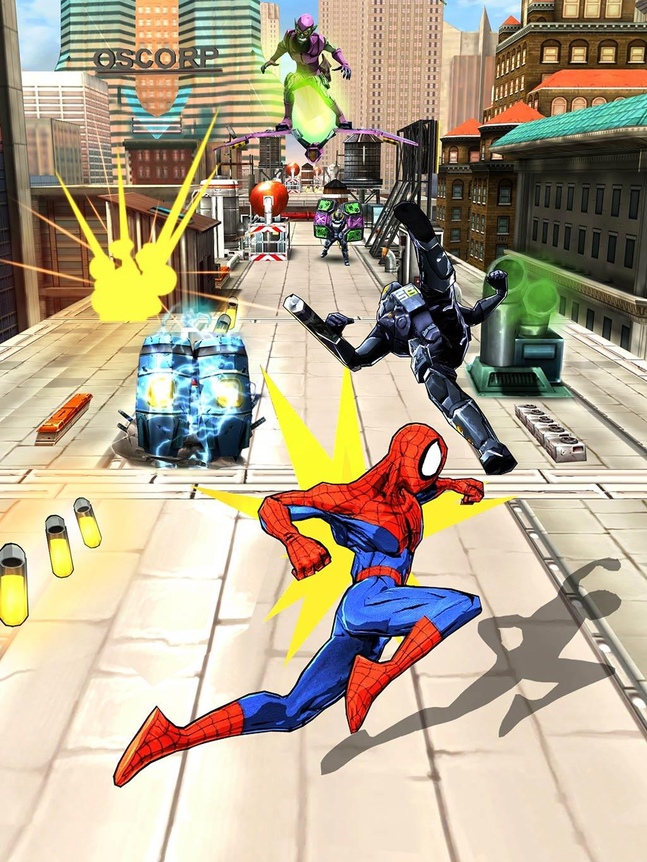 Gameloft   Spider-Man Unlimited
