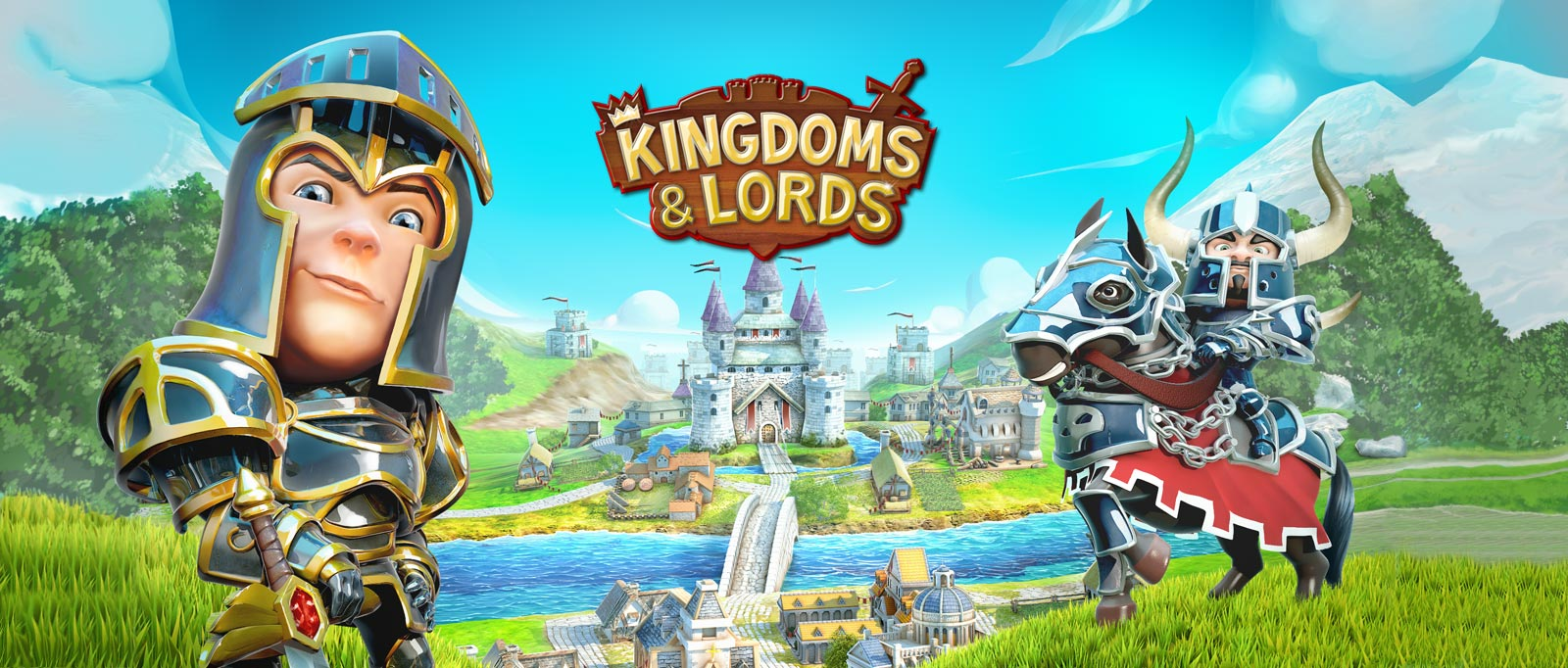 Gameloft | Kingdoms & Lords