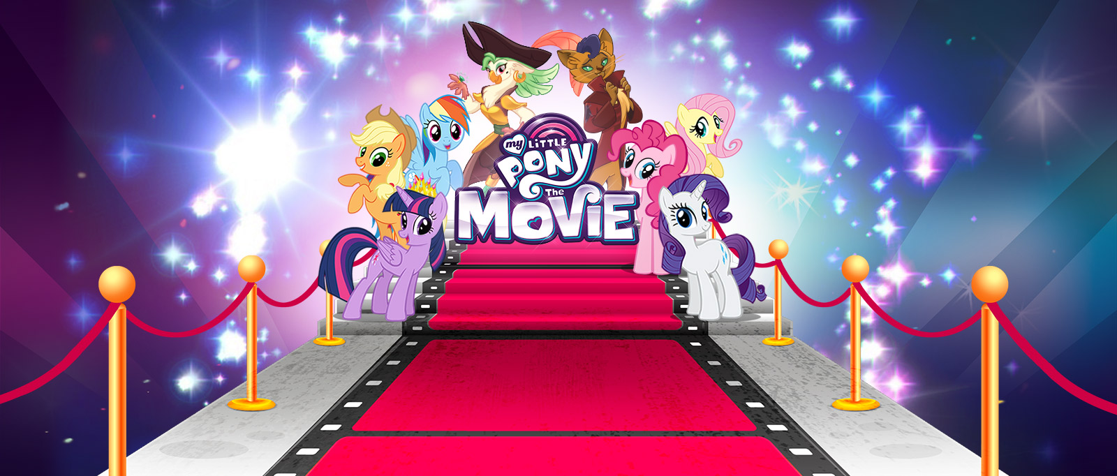 My Little Pony: سحر الصداقة