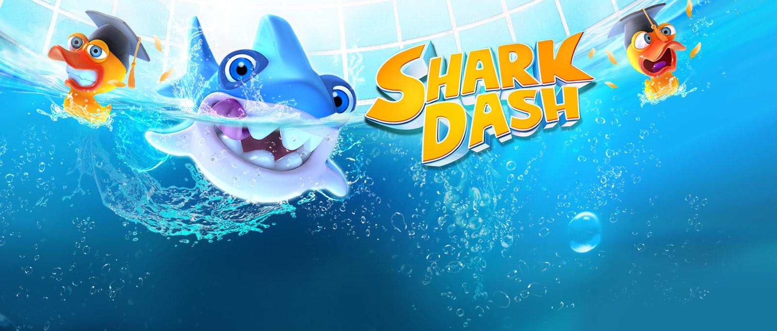 Kết quả hình ảnh cho Shark Dash