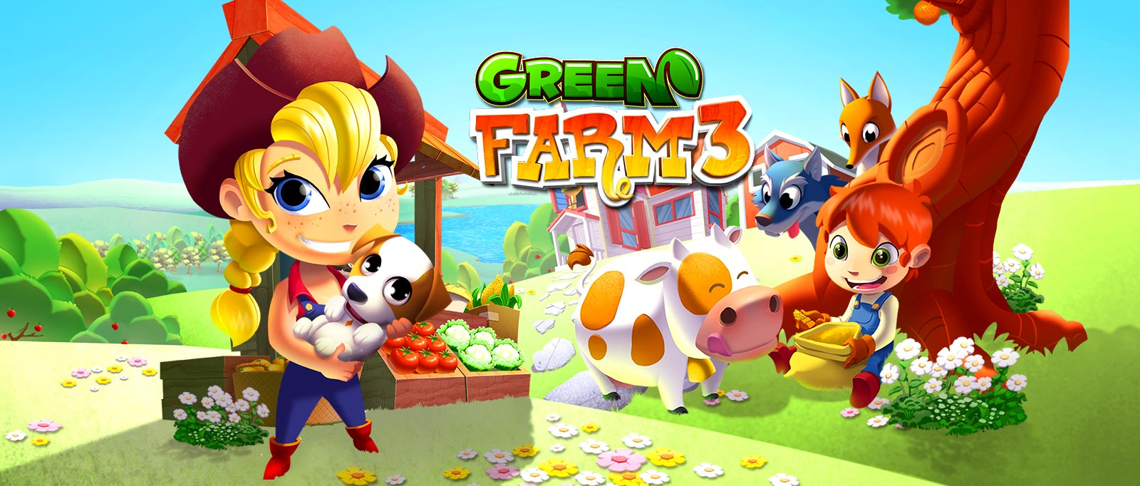 Gameloft | Green Farm 3