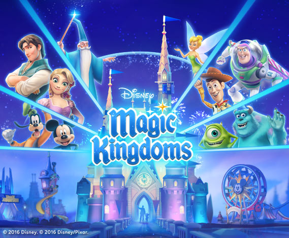 Disney Magic Kingdoms HD