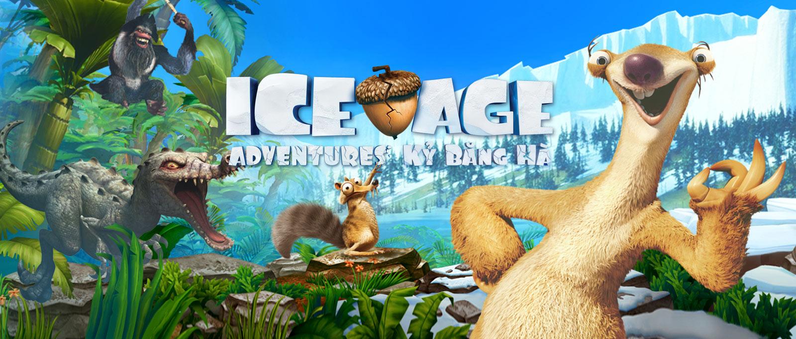 Ice Age Adventures HD